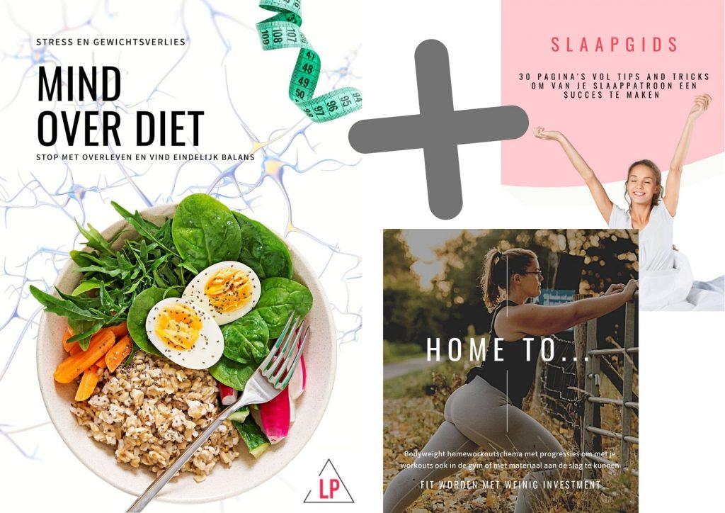 mind over diet + bonusgidsen